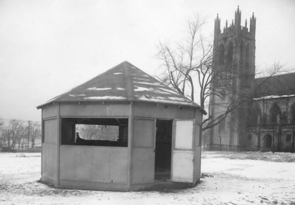Ether drift house, 1927, Case Western Reserve University